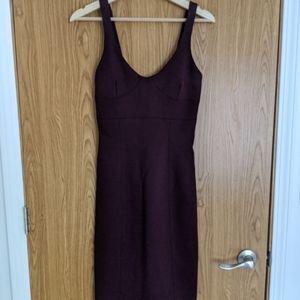 Aritzia Babaton Marsden dress Size 2 in Cardamon